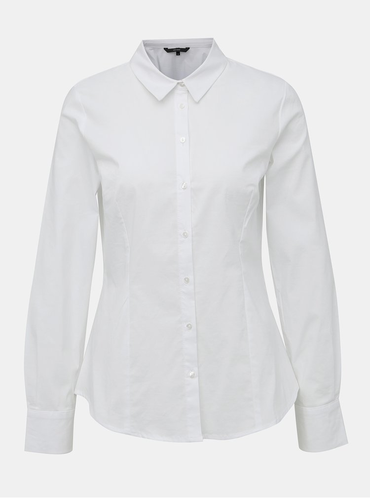 Bílá košile VERO MODA Liva