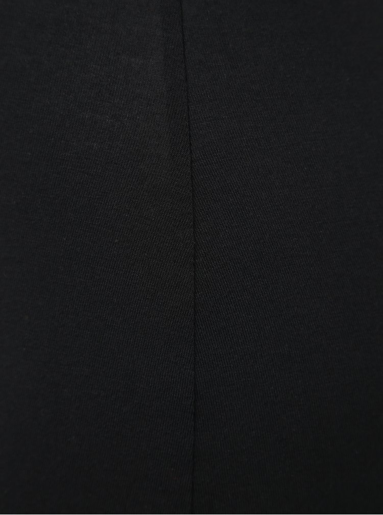 Černé pouzdrové šaty VILA Susinta