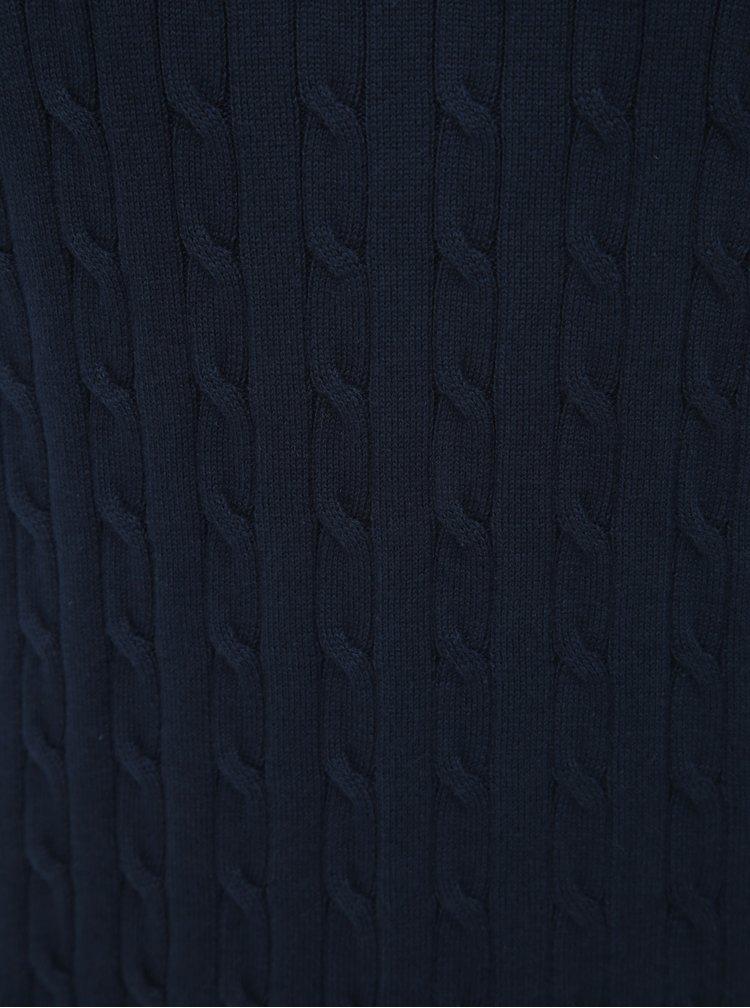 Tmavomodrý sveter Jack & Jones Richard