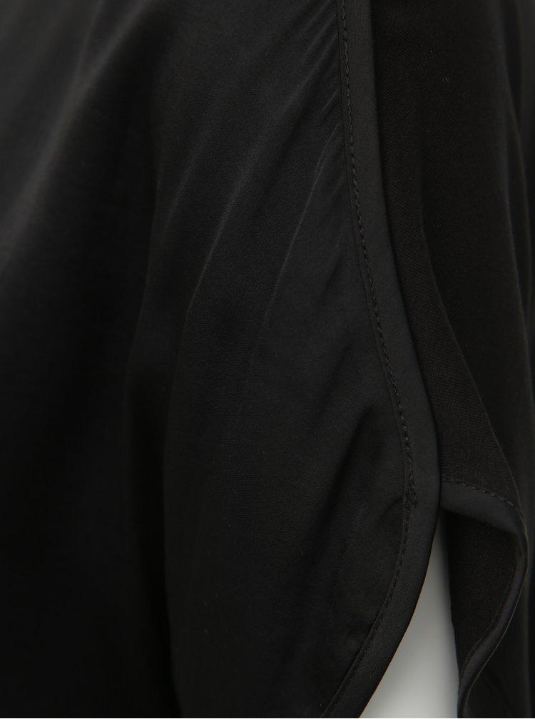 Černá halenka VERO MODA Calix