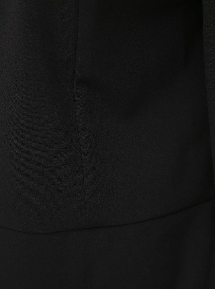 Čierne sako VERO MODA Cissy