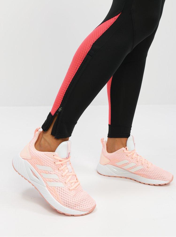 Černé dámské funkční legíny adidas Performance