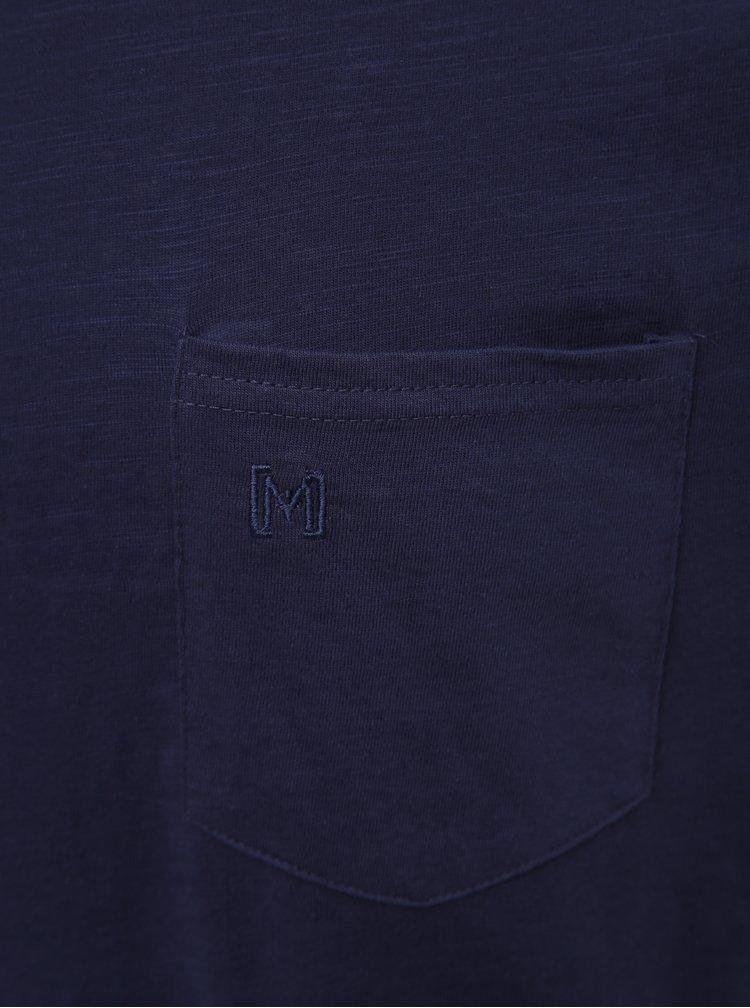 Tmavomodré pánske tričko Haily´s Abel