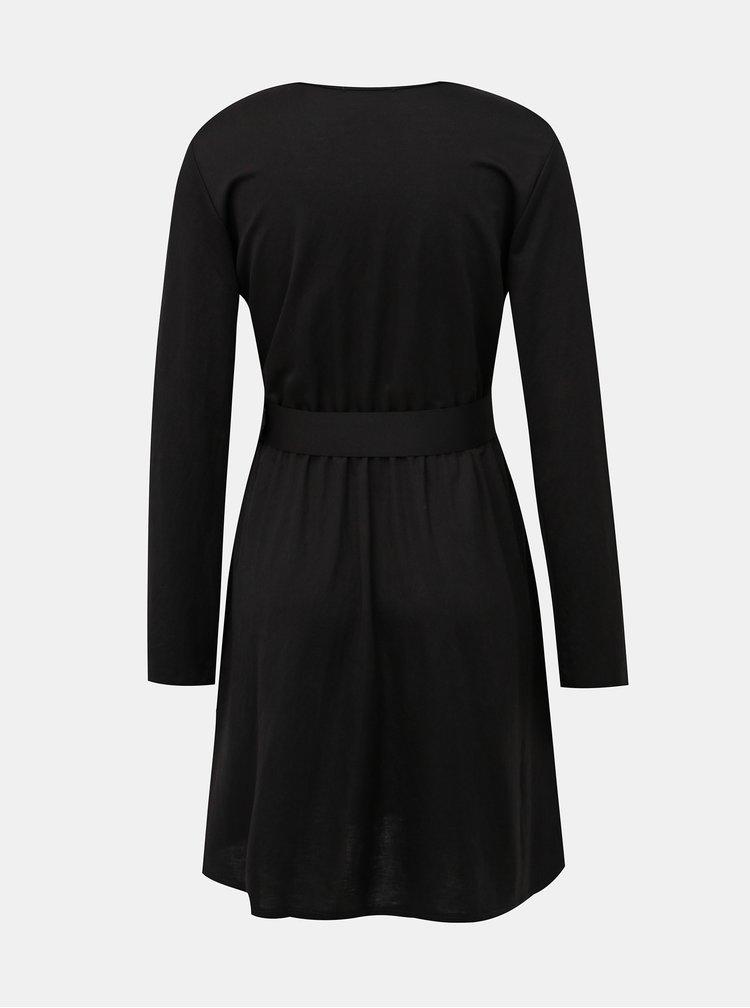 Černé šaty Haily´s Camille
