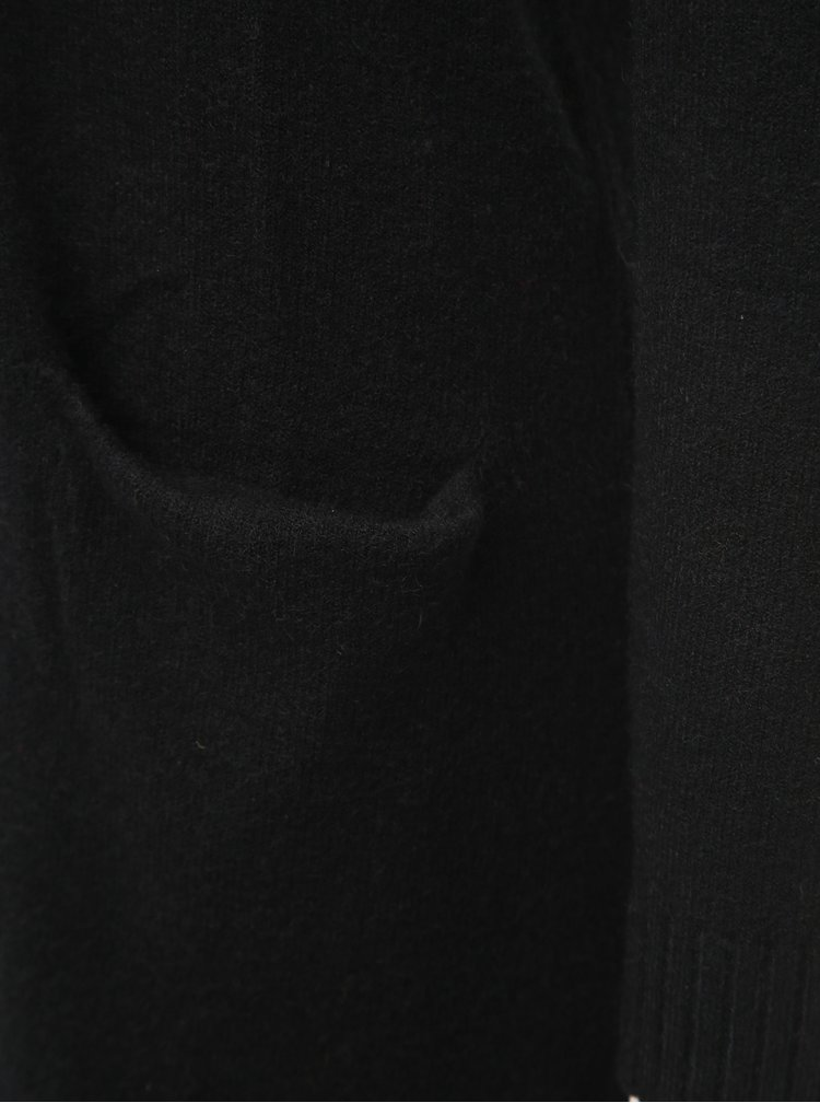 Čierny kardigan VILA Viril