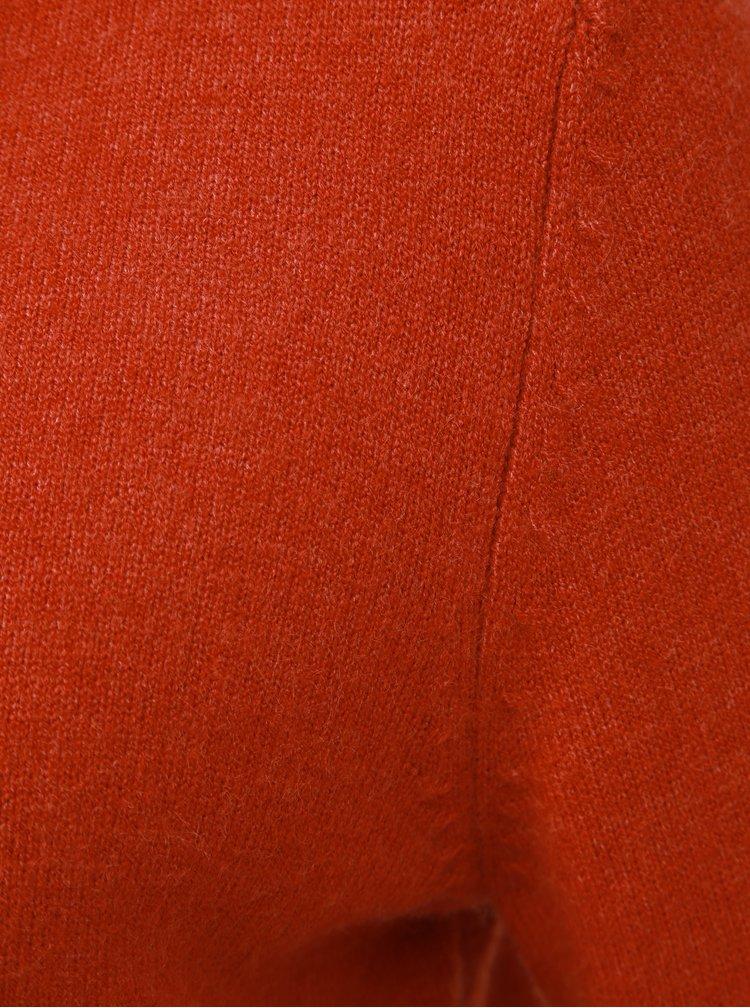 Červený svetr VILA Viril