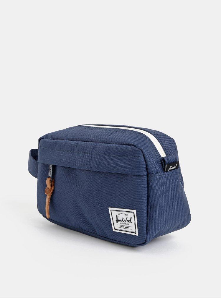Tmavě modrá toaletní taška Herschel Supply Chapter