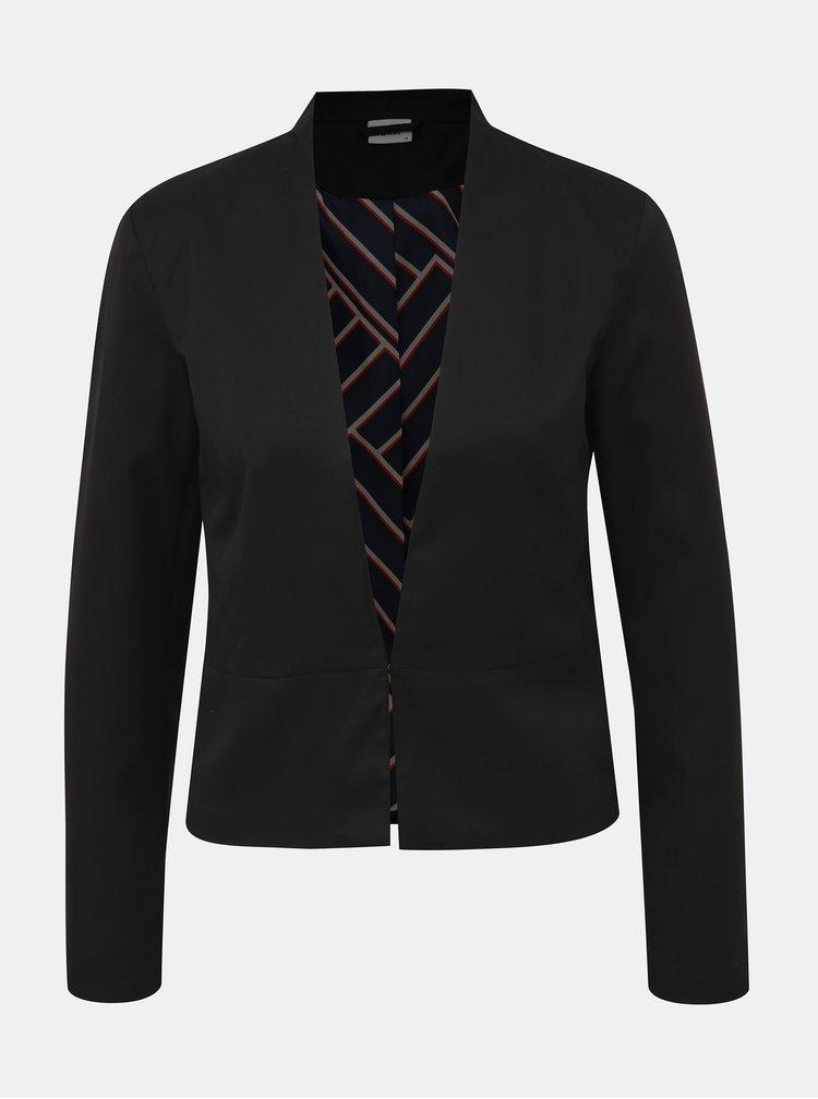 Čierne sako Jacqueline de Yong Carter