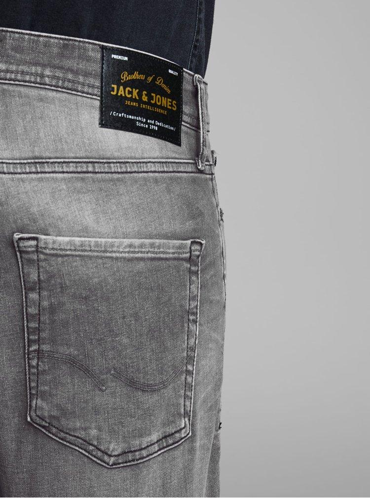 Šedé regular fit džíny Jack & Jones Clark
