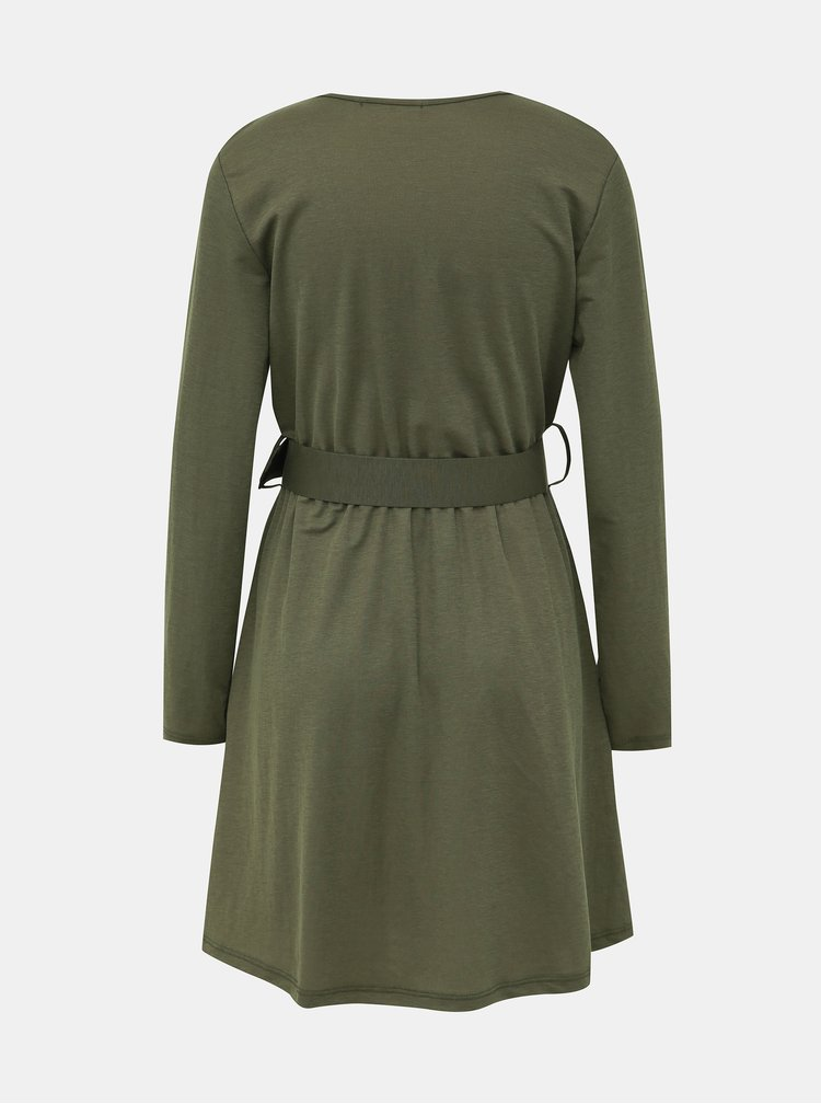 Kaki šaty Haily´s Camille