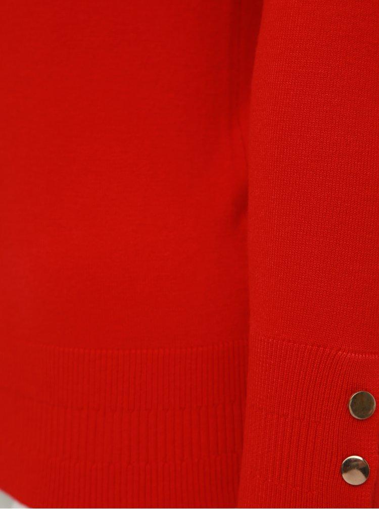 Červený svetr Dorothy Perkins Petite