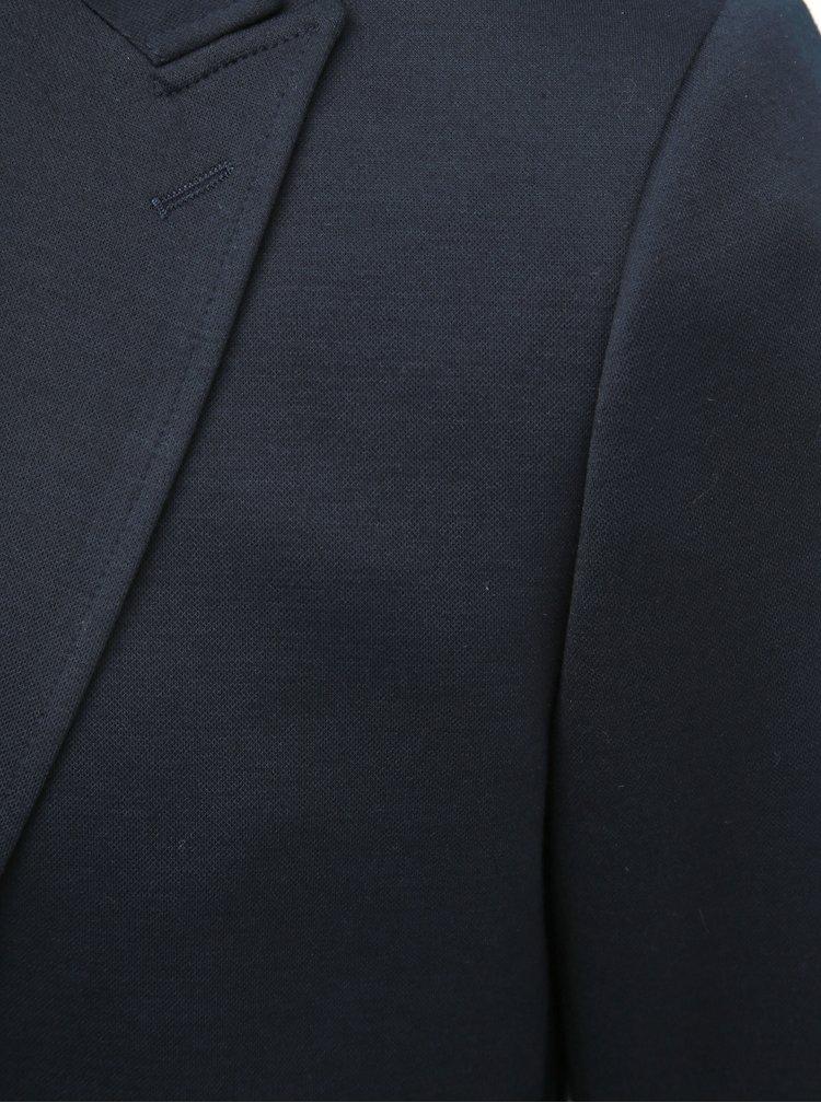 Tmavě modré oblekové sako ONLY & SONS Selias