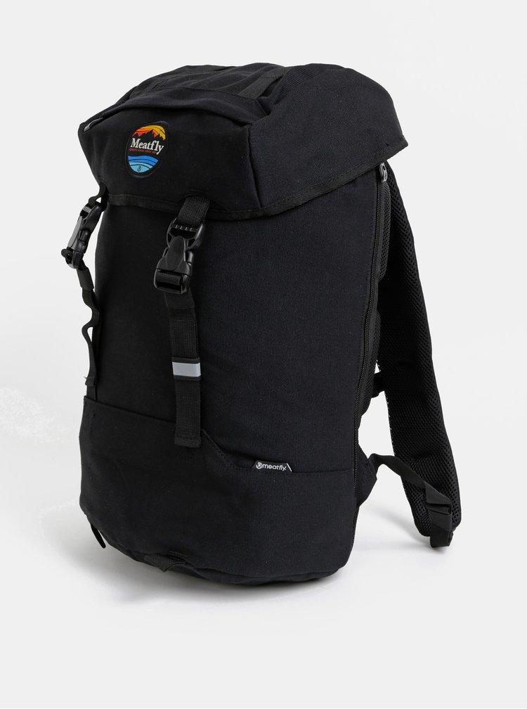 Černý batoh Meatfly Pioneer 4 26 l