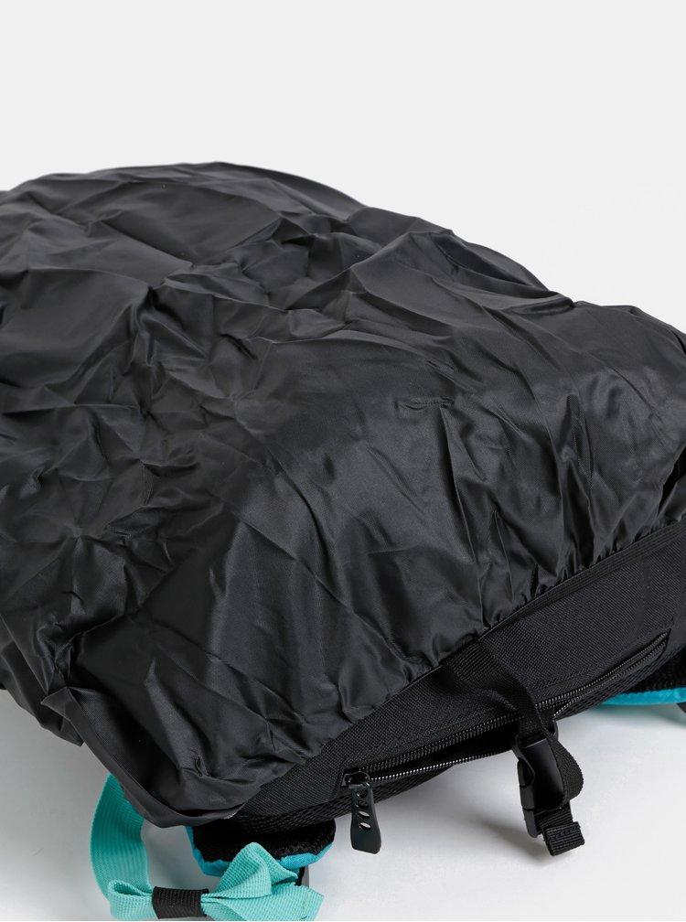 Ružovo-tyrkysový dámsky batoh Meatfly Pioneer 4 26 l