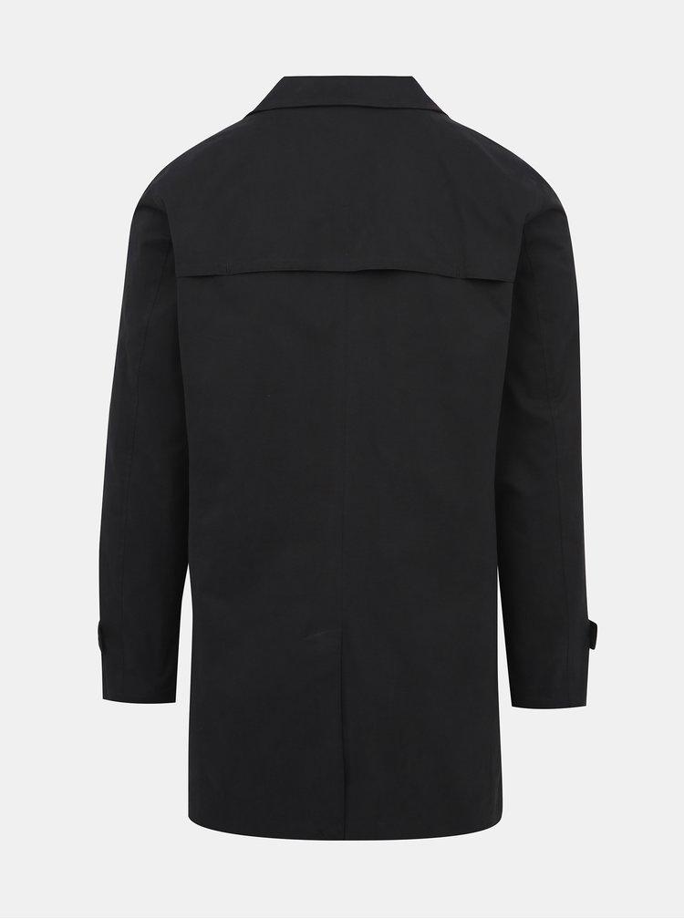 Černý kabát Selected Homme Times