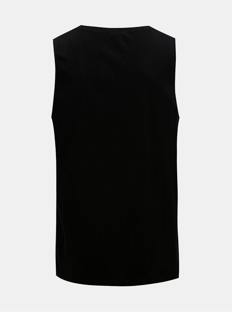 Maiou negru pentru barbati - NUGGET Relay