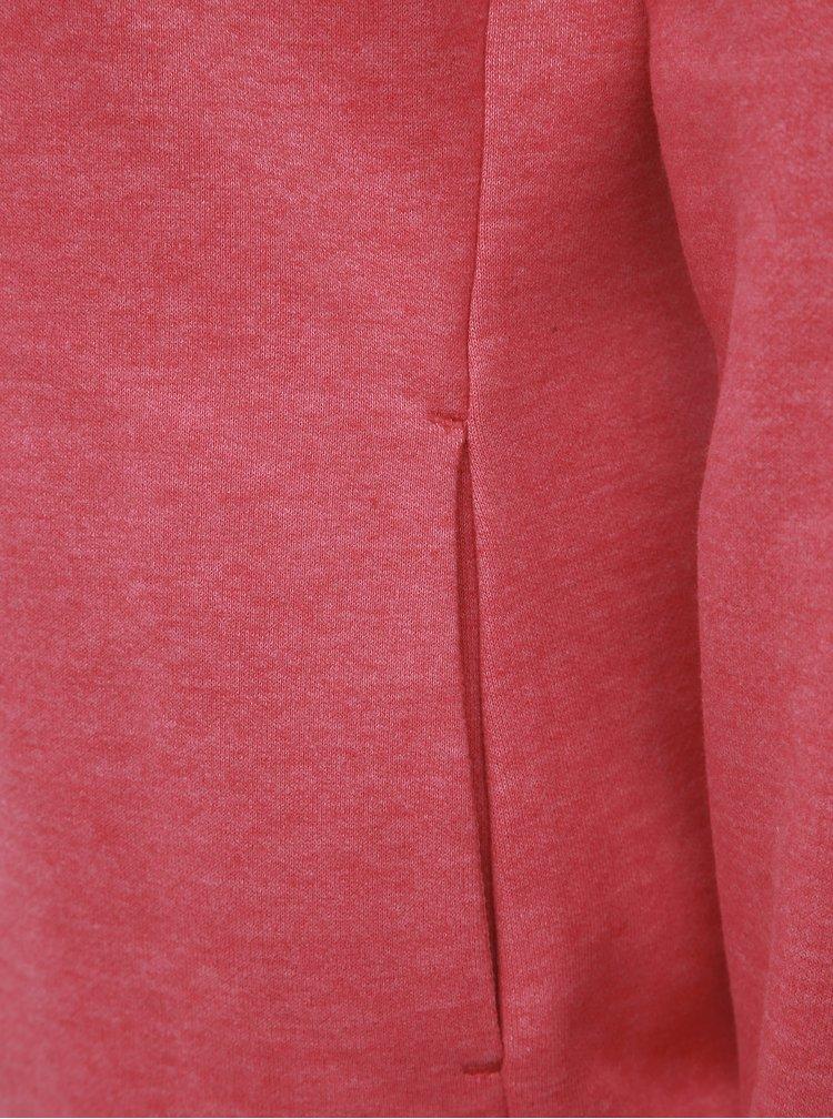 Růžová dámská mikina Ragwear Gripy Bold