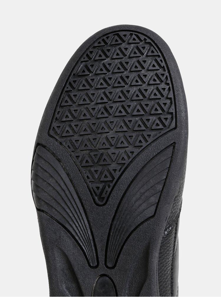 Čierne pánske tenisky Burton Menswear London