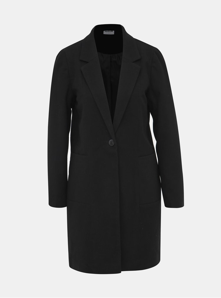 Čierny kabát Noisy May Johnny