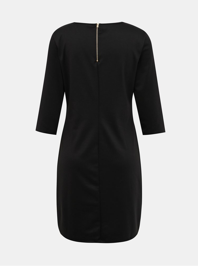 Čierne šaty VERO MODA Vigga