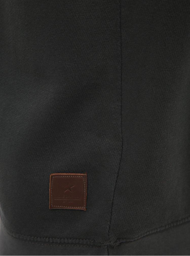 Tmavosivá vesta Shine Original