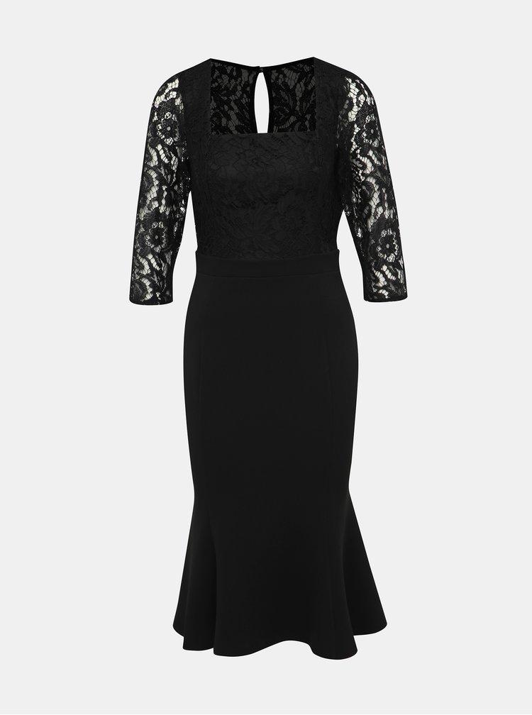 Marimi curvy pentru femei Dorothy Perkins - negru