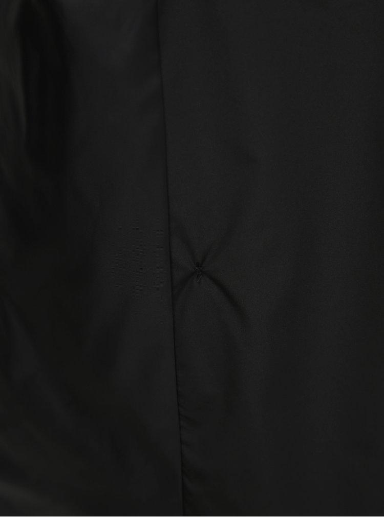 Černý dámský trenčkot ZOOT