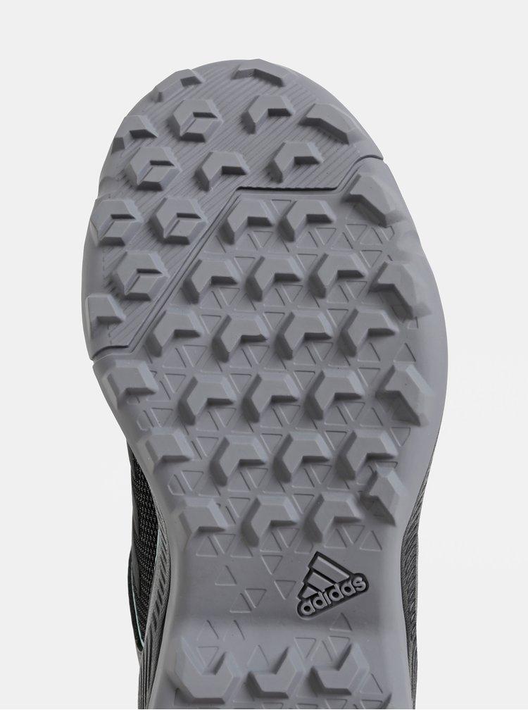 Šedé dámske outdoorové tenisky adidas Performance Terex Eastrail