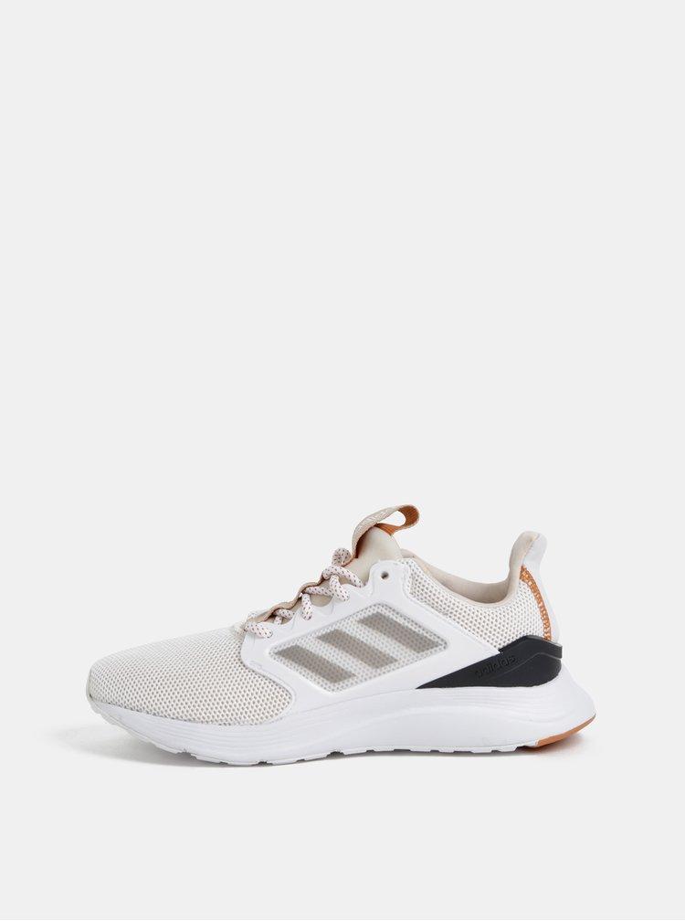 Béžovo-biele dámske tenisky adidas CORE Energyfalcon