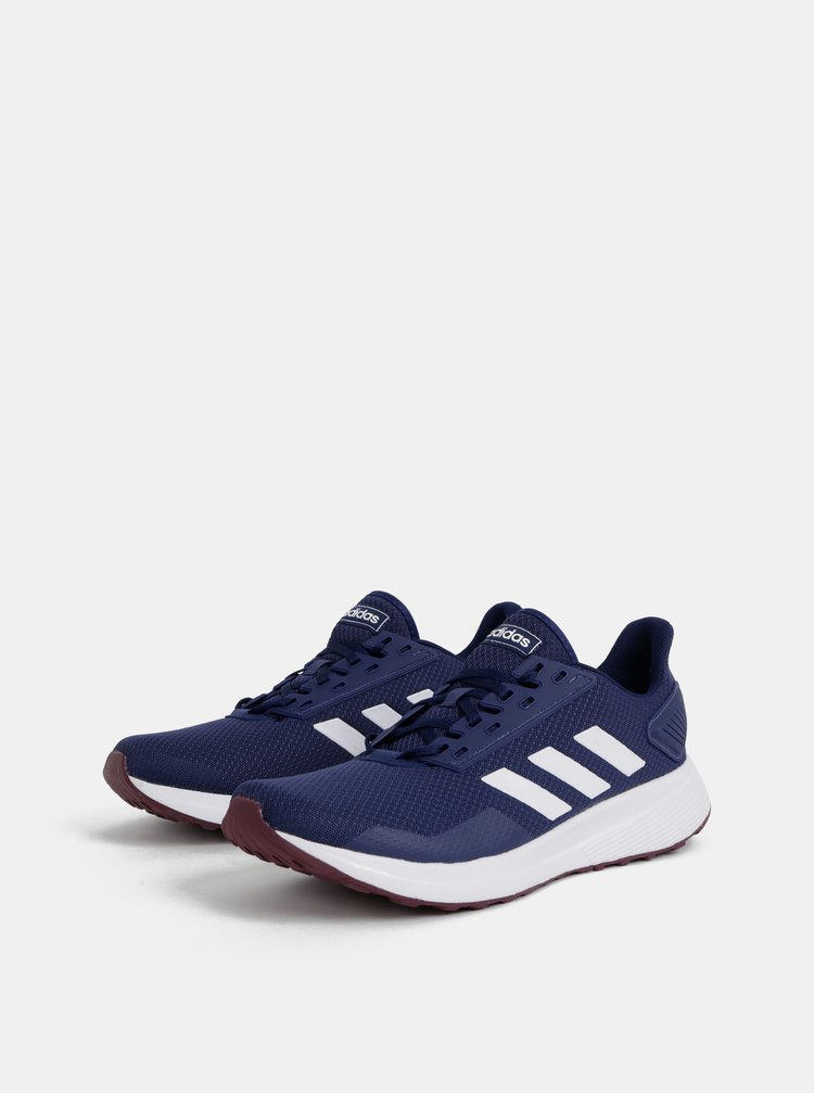 Tmavě modré pánské tenisky adidas CORE Duramo
