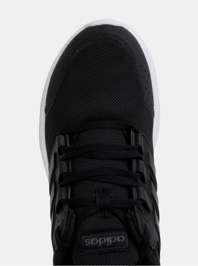 Čierne pánske tenisky adidas CORE Galaxy 4