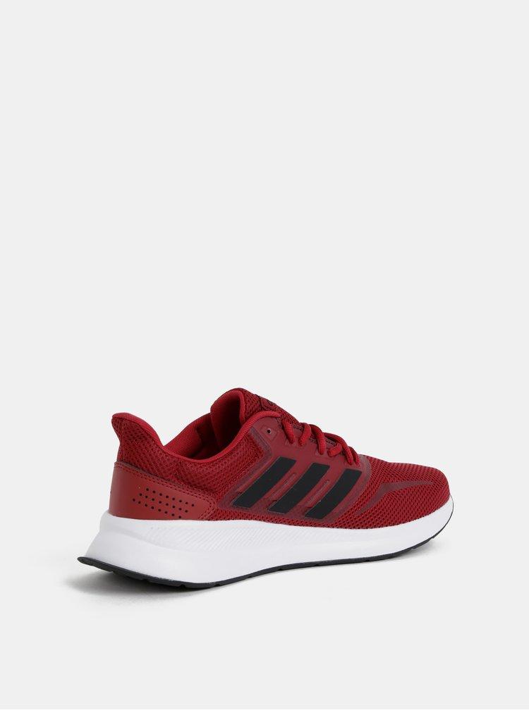 Červené pánské tenisky adidas CORE Runfalcon