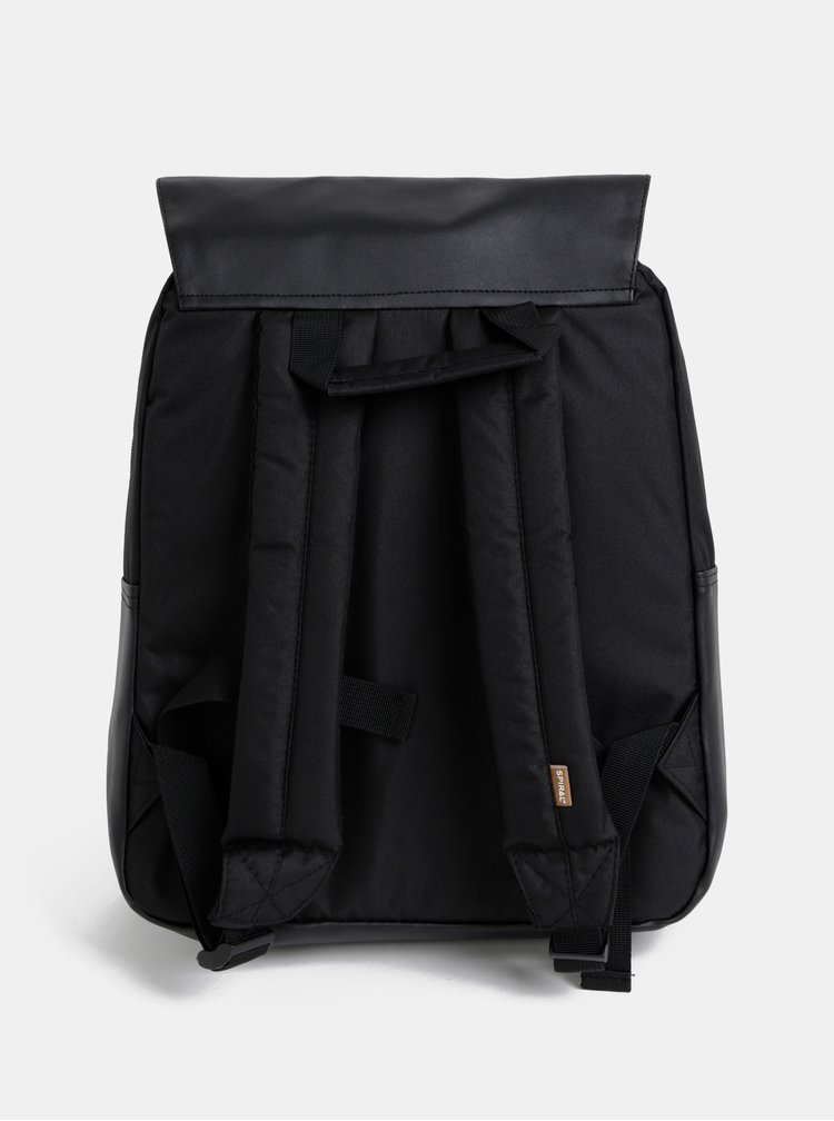 Černý dámský batoh Spiral Parker