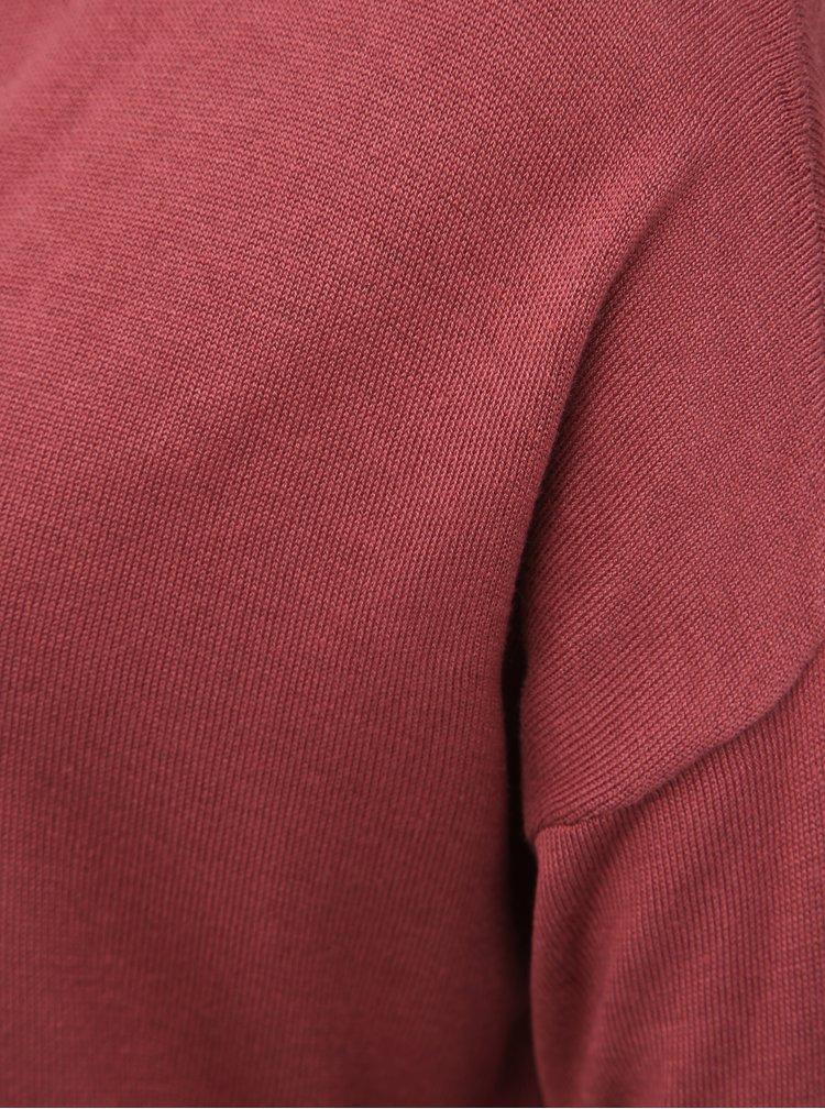 Růžový lehký svetr VERO MODA Raini