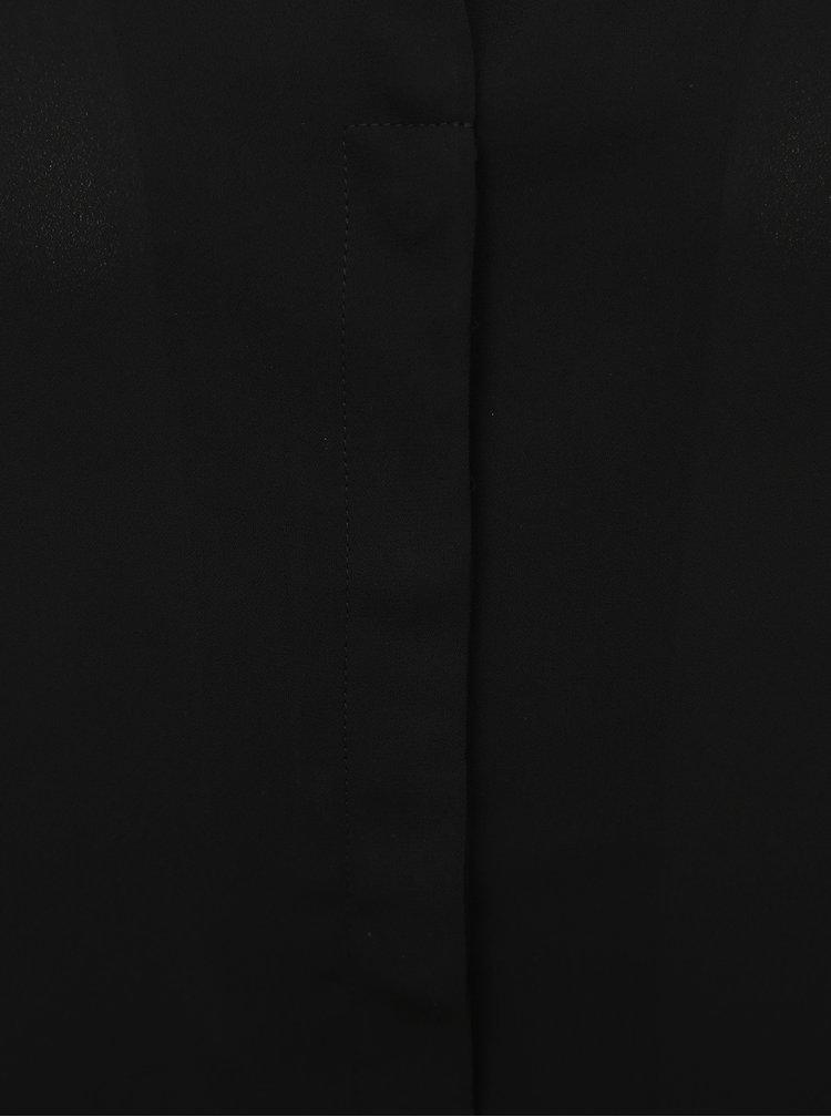 Černá halenka Selected Femme Stina