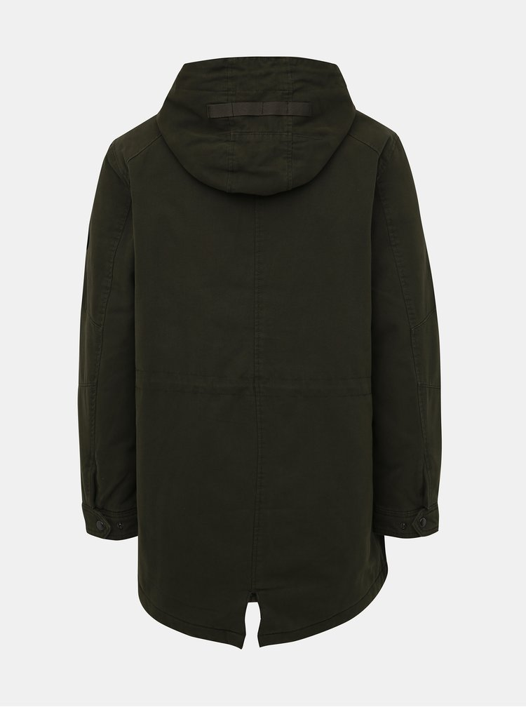 Kaki parka Jack & Jones Beck