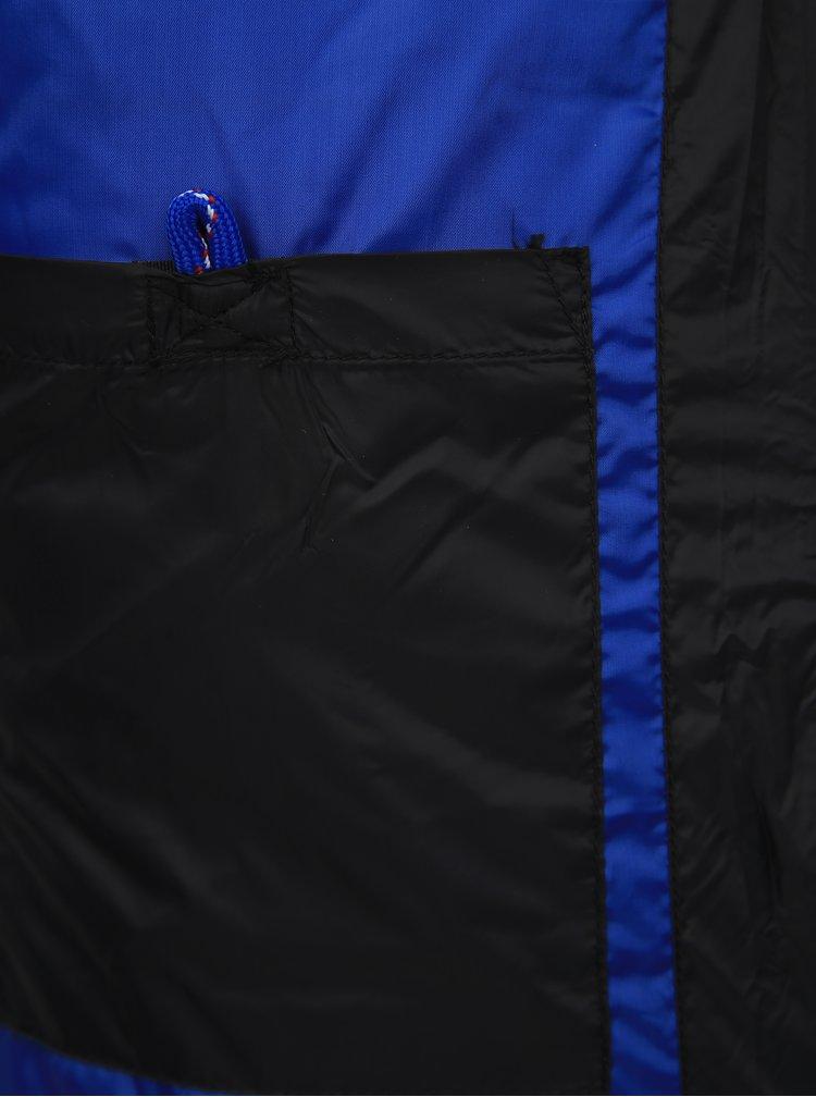 Čierna prešívaná bunda Jack & Jones Hardy