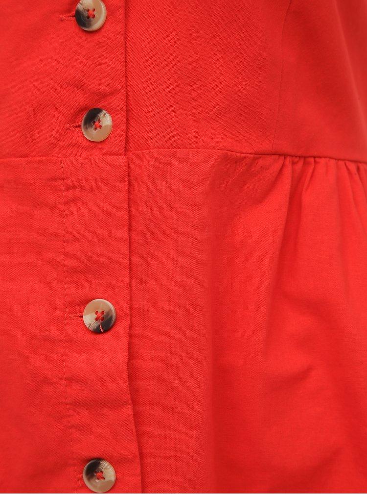 Červené šaty Haily´s Amal