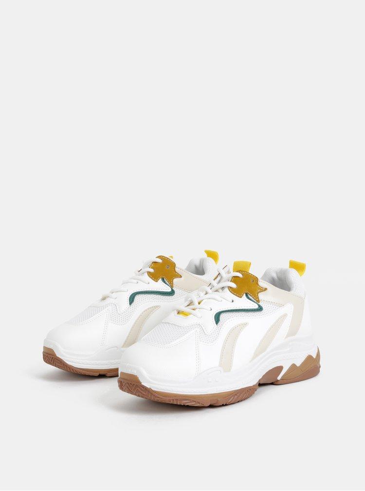 Bílé dámské tenisky Haily´s Gemma