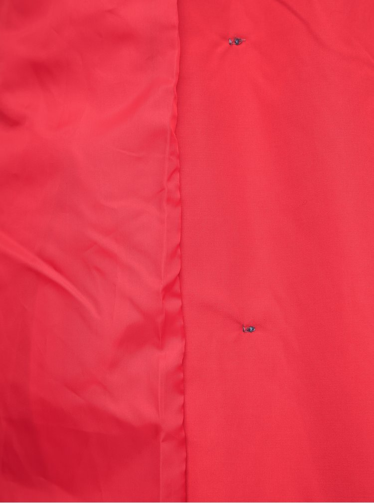Červený trenčkot ZOOT