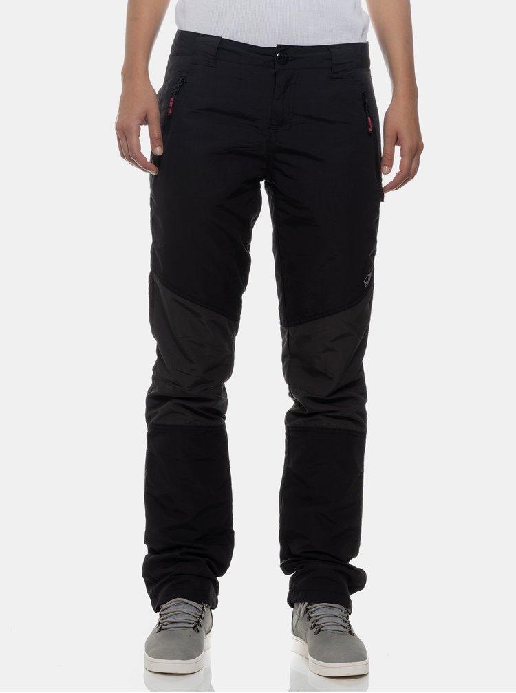 Čierne dámske nohavice SAM 73