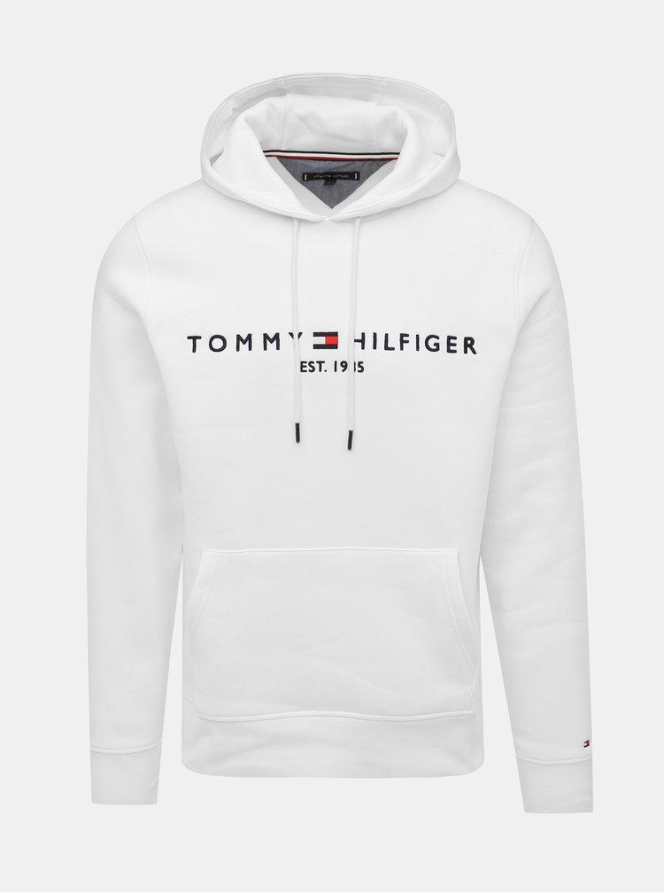 Bílá pánská mikina Tommy Hilfiger