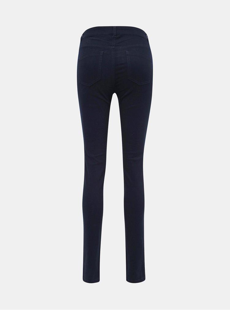 Tmavě modré dámské kalhoty ZOOT