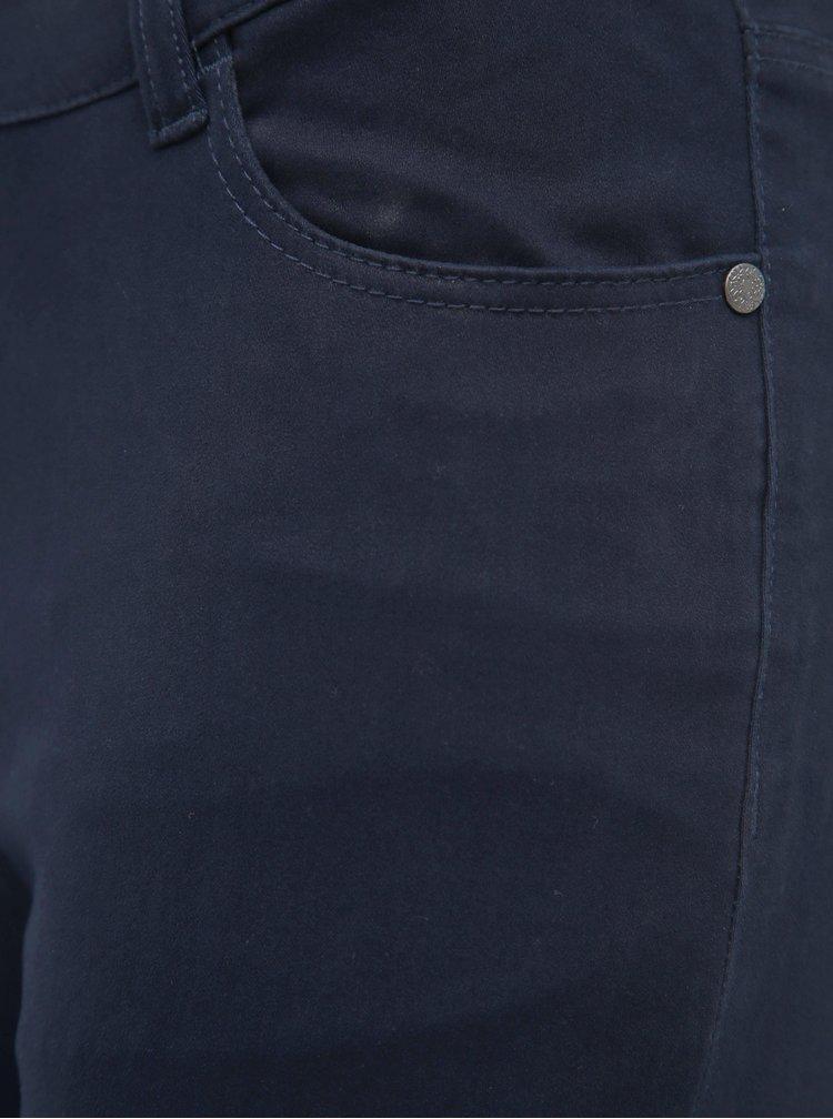 Tmavomodré dámske nohavice ZOOT