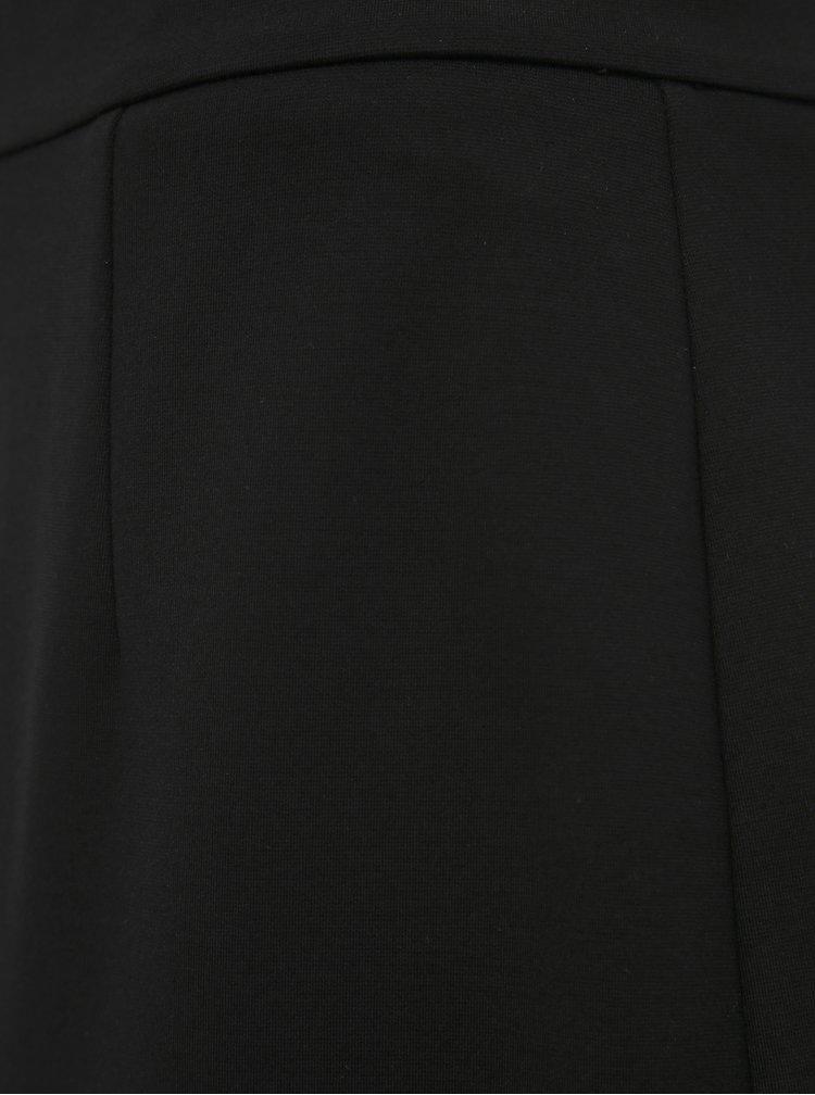 Černá pouzdrová midisukně Tommy Hilfiger Dora