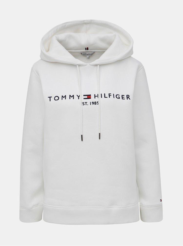 Bílá dámská mikina Tommy Hilfiger Thess