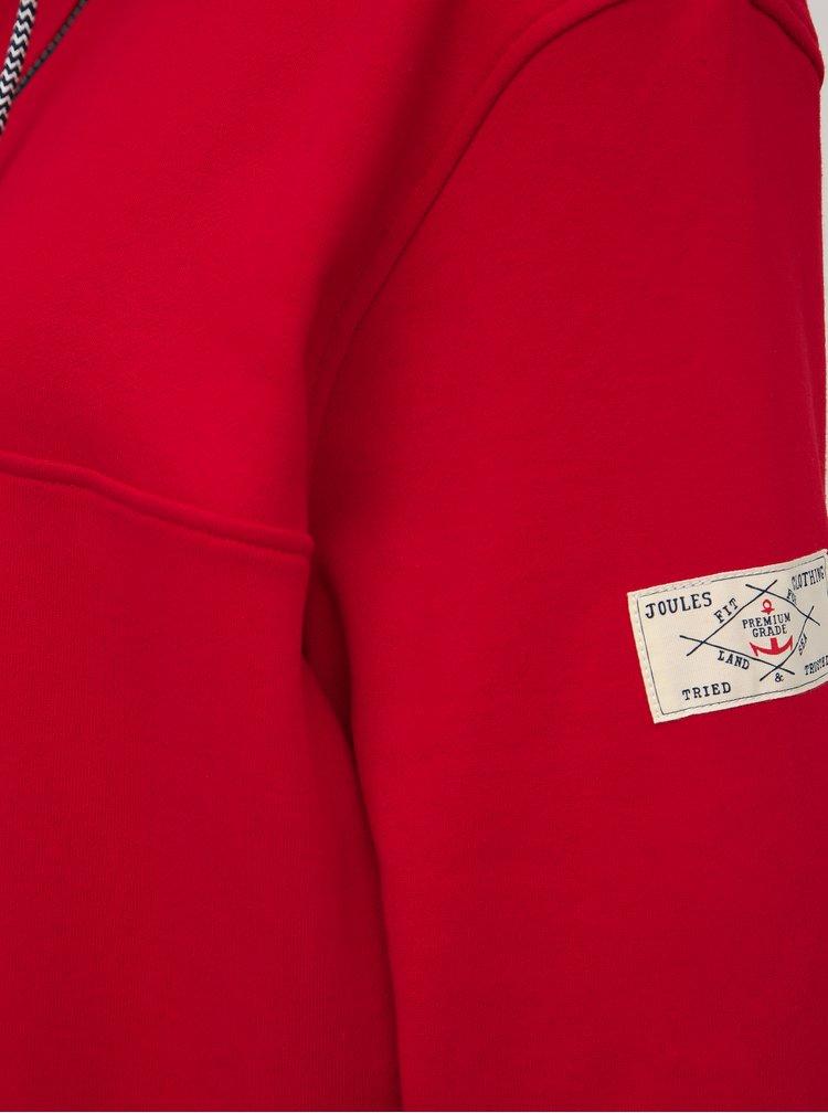 Červená mikina Tom Joule Bewley