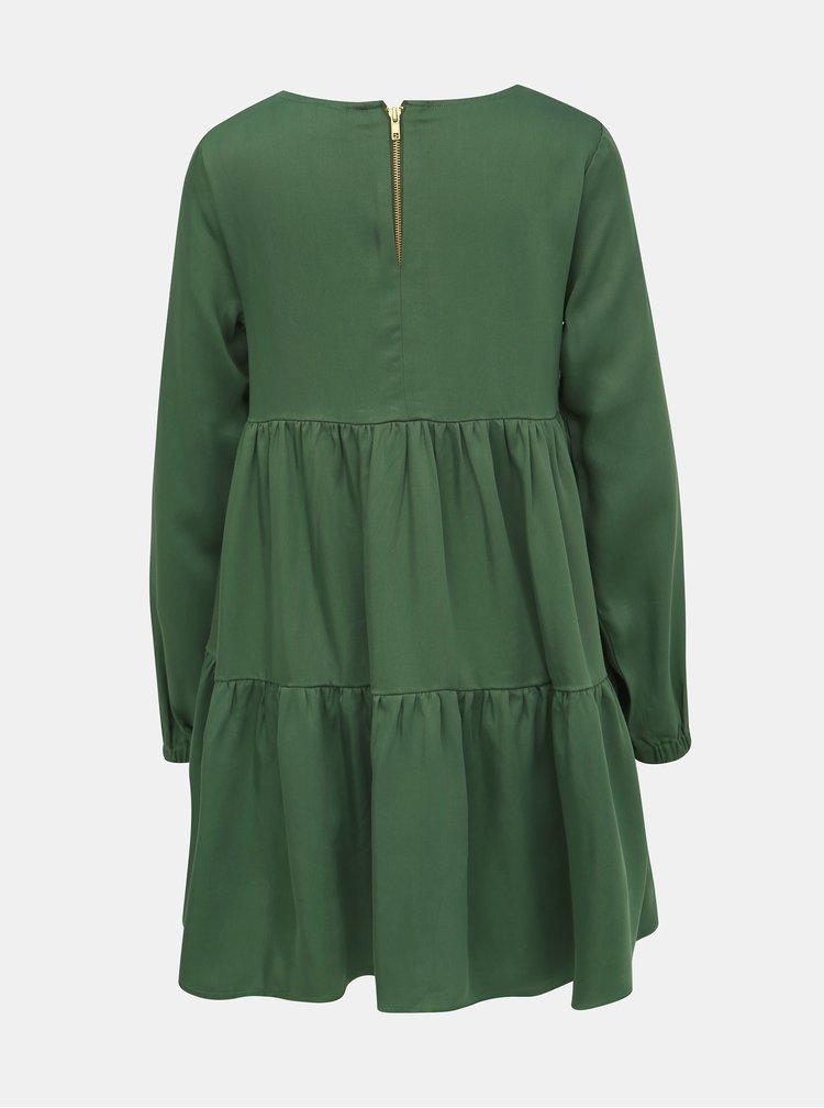 Zelené šaty Femi Stories Matia
