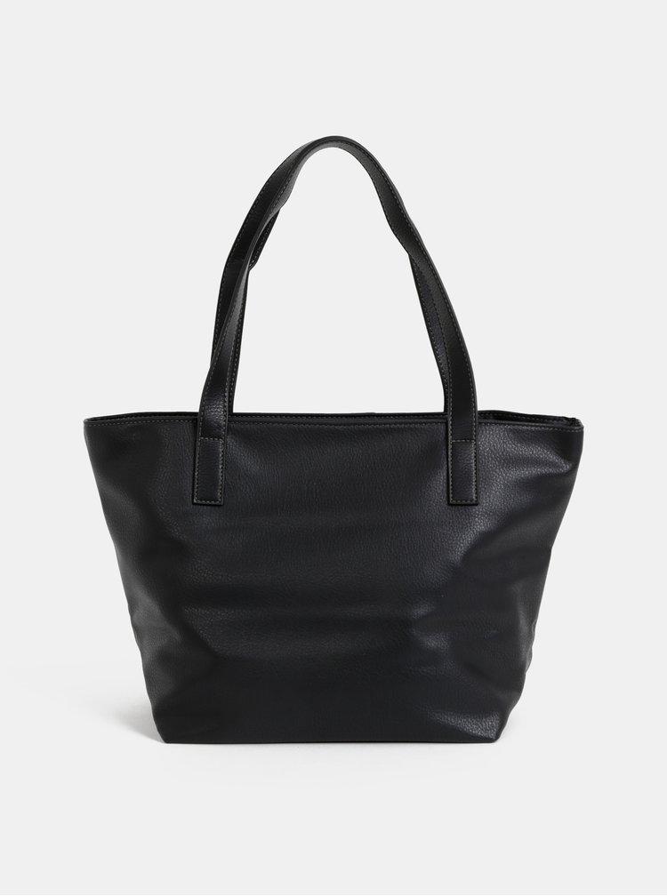 Čierna kabelka Tom Tailor Miri