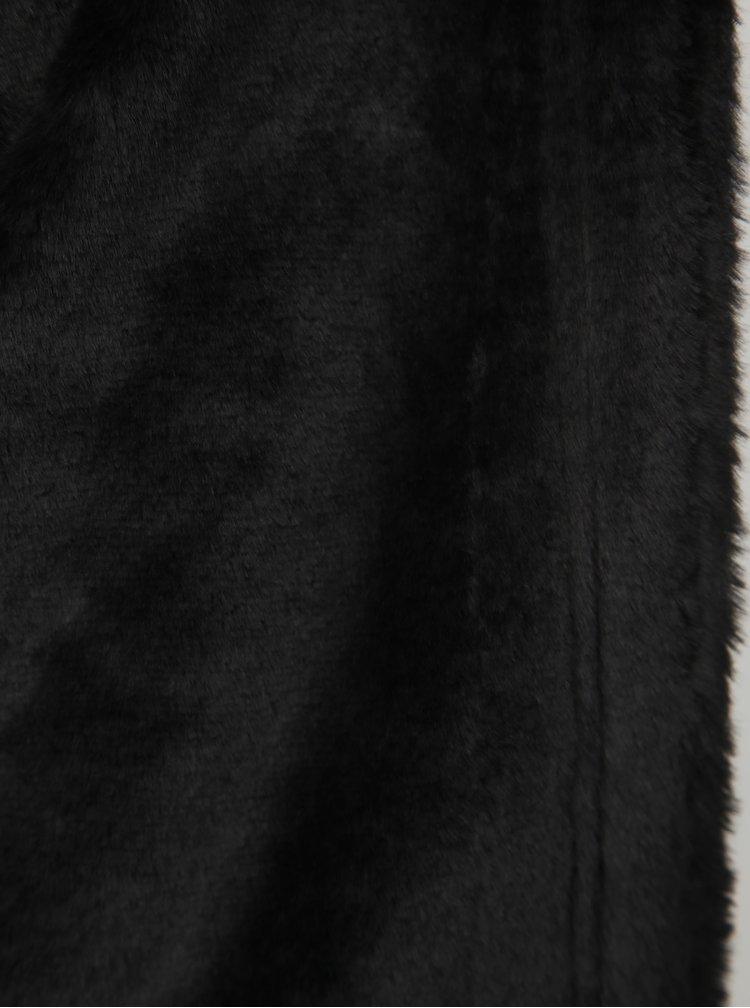 Čierny dámsky kabát killtec Dagmar